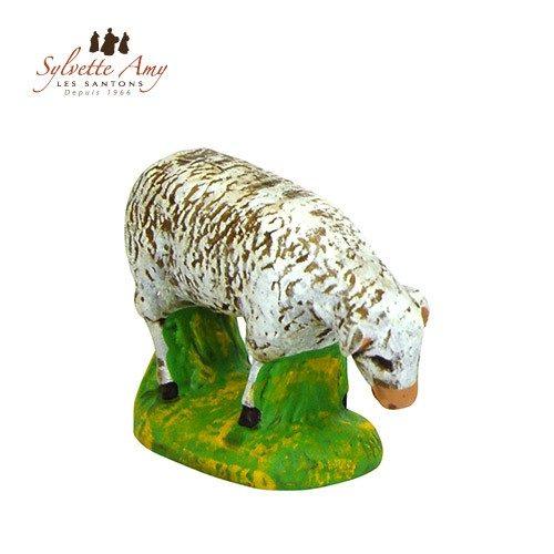 Le mouton droit