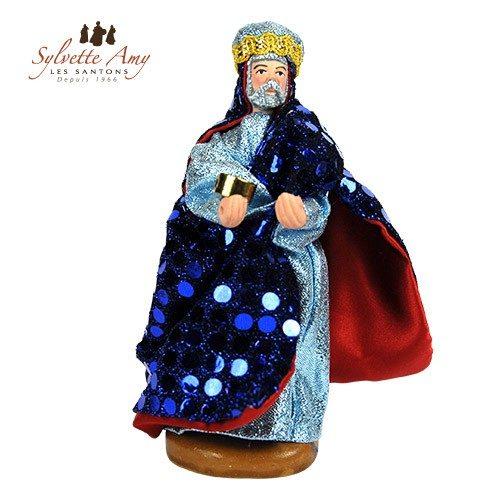 Le roi mage bleu