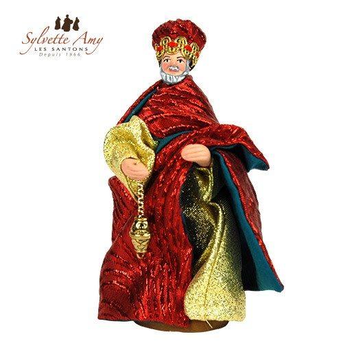 Le roi mage rouge