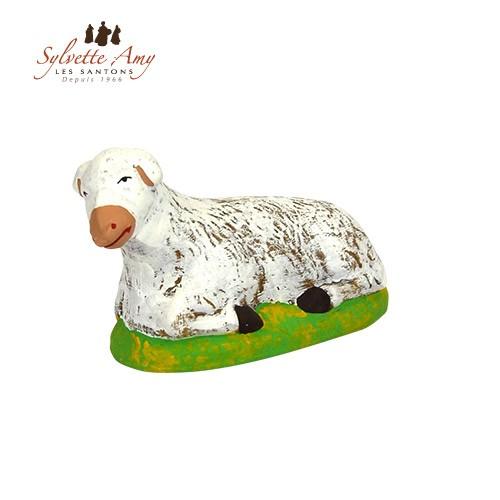 Le mouton couché
