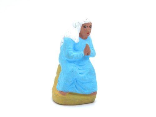 santon de provence vierge marie